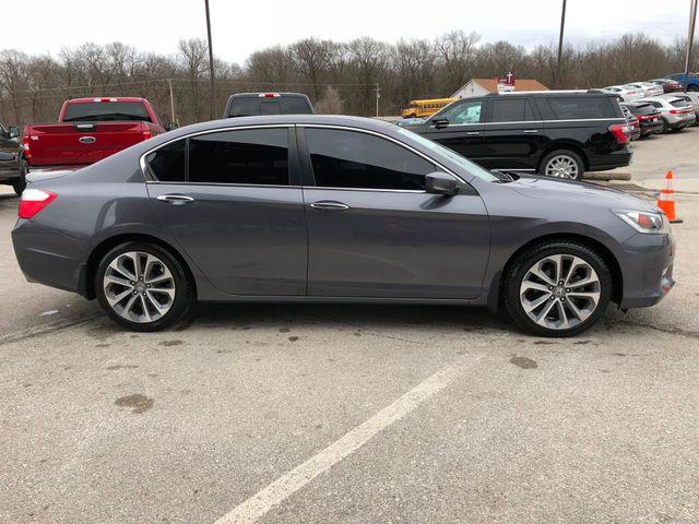 2014 Honda Accord Sport in Gower Missouri, 64454