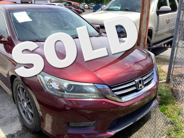 2014 Honda Accord EX - John Gibson Auto Sales Hot Springs in Hot Springs Arkansas