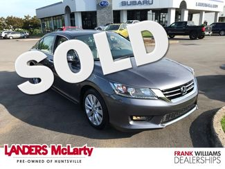 2014 Honda Accord EX-L | Huntsville, Alabama | Landers Mclarty DCJ & Subaru in  Alabama