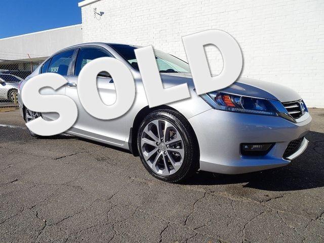 2014 Honda Accord Sport Madison, NC 0