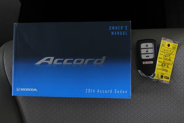 2014 Honda Accord EX-L Mooresville , NC 19