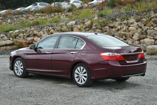2014 Honda Accord EX-L Naugatuck, Connecticut 4