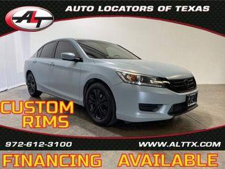 2014 Honda Accord LX in Plano, TX 75093