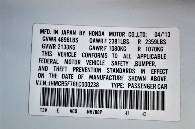 2014 Honda Accord in Reseda, CA, CA 91335