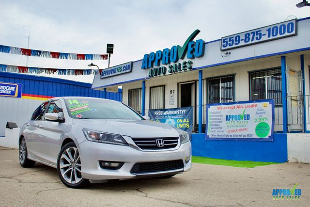 2014 Honda Accord Sport in Sanger, CA 93657