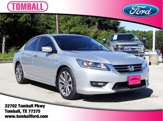 2014 Honda Accord Sport in Tomball, TX 77375