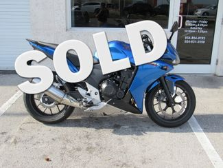 2014 Honda CBR500R in Dania Beach Florida, 33004