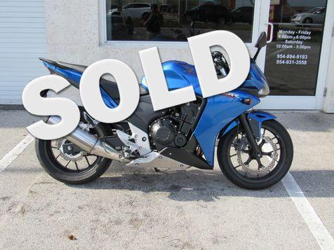2014 Honda CBR500R  in Dania Beach, Florida