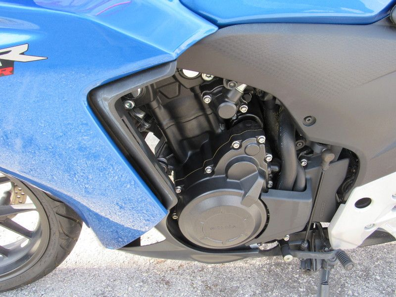 2014 Honda CBR500R   city Florida  Top Gear Inc  in Dania Beach, Florida