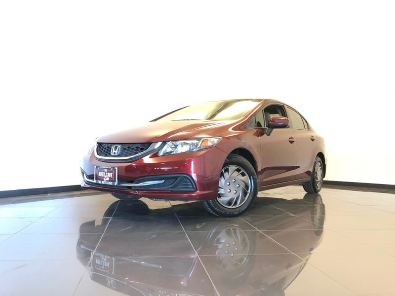 2014 Honda Civic *Get Approved NOW* | The Auto Cave in Dallas