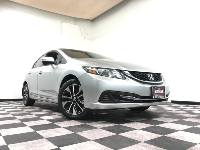 2014 Honda Civic *Easy Payment Options* | The Auto Cave in Addison