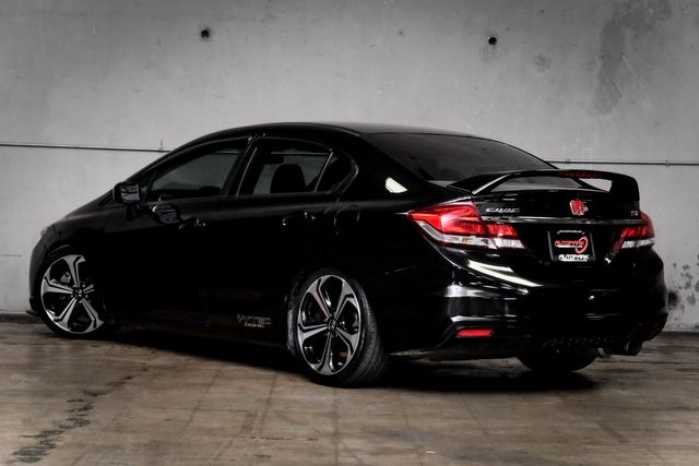 2014 Honda Civic Si Lowered on BC Coilovers & Exhaust in Addison, TX 75001