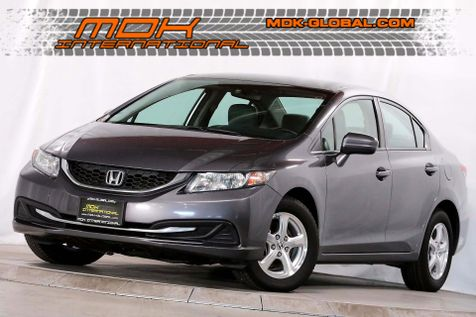 2014 Honda Civic CNG - Compressed Natural GAS in Los Angeles