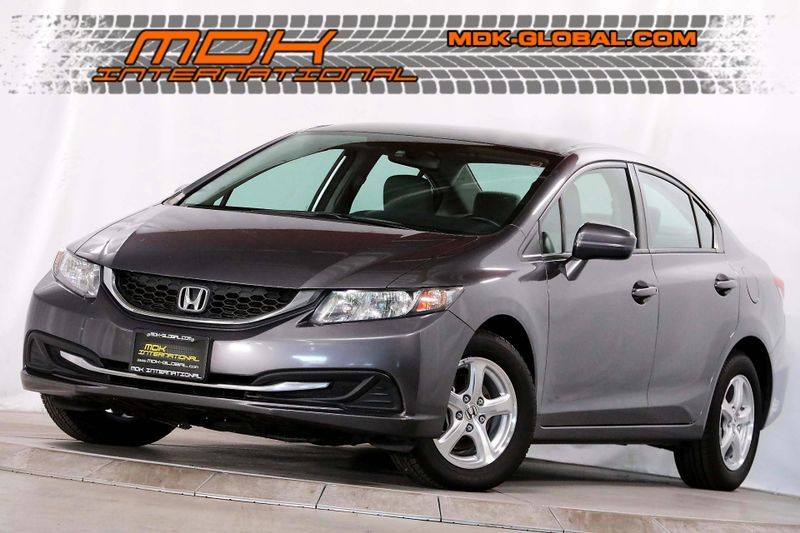 2014 Honda Civic CNG - Compressed Natural GAS  city California  MDK International  in Los Angeles, California