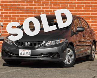 2014 Honda Civic LX Burbank, CA