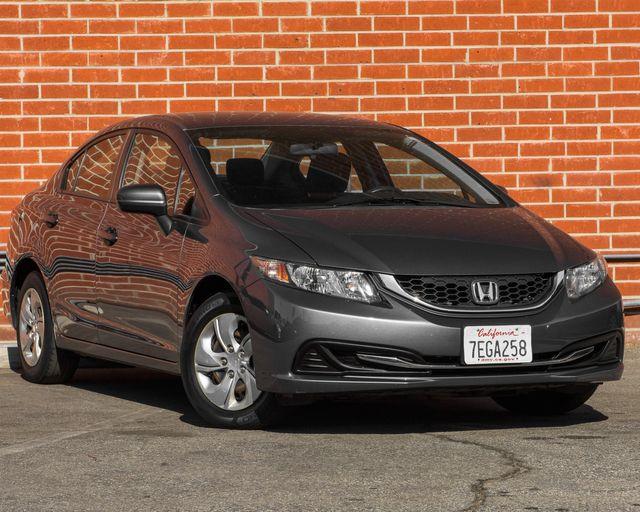 2014 Honda Civic LX Burbank, CA 2