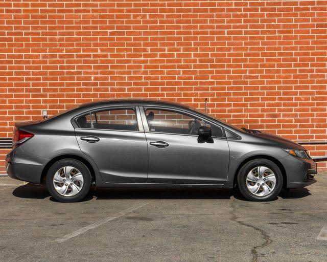 2014 Honda Civic LX Burbank, CA 3