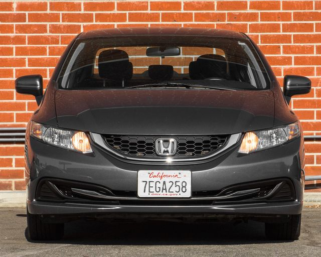 2014 Honda Civic LX Burbank, CA 1