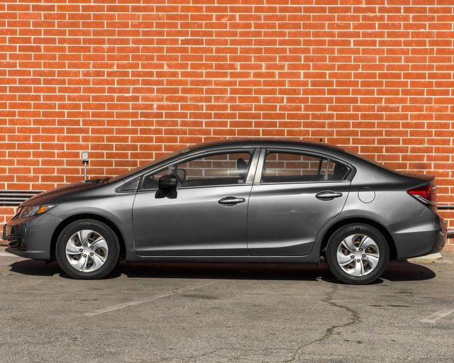 2014 Honda Civic LX Burbank, CA 7