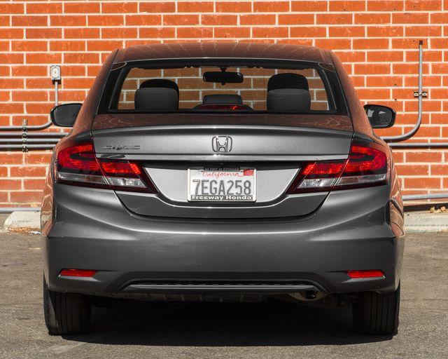 2014 Honda Civic LX Burbank, CA 5