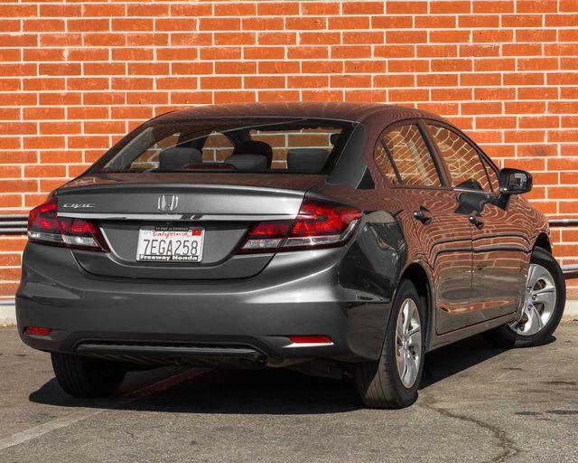 2014 Honda Civic LX Burbank, CA 4