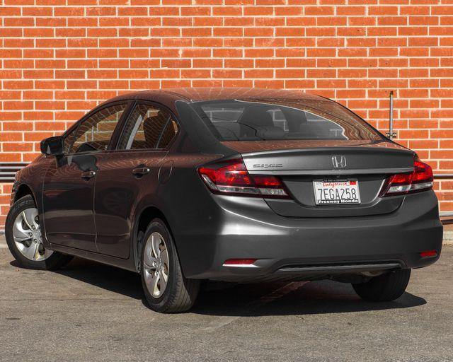 2014 Honda Civic LX Burbank, CA 6