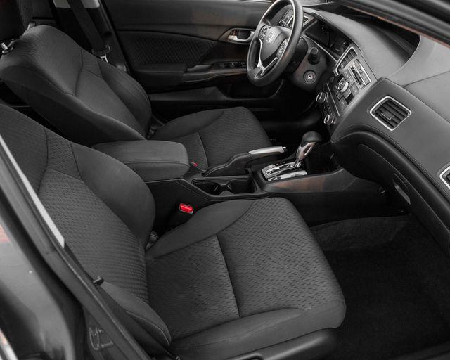 2014 Honda Civic LX Burbank, CA 11