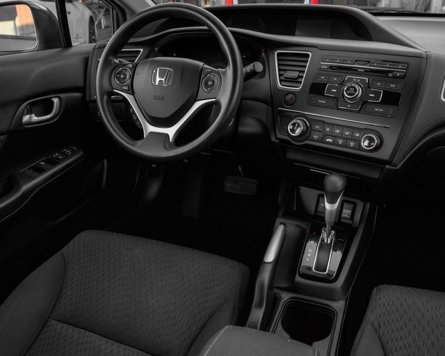 2014 Honda Civic LX Burbank, CA 8