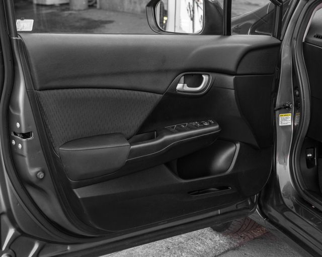 2014 Honda Civic LX Burbank, CA 18