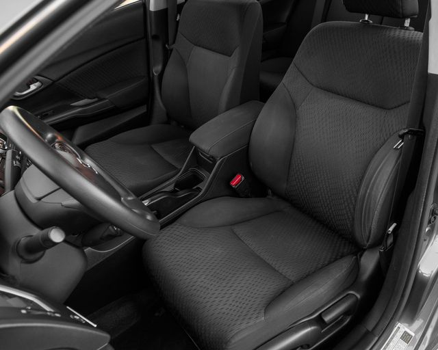 2014 Honda Civic LX Burbank, CA 9