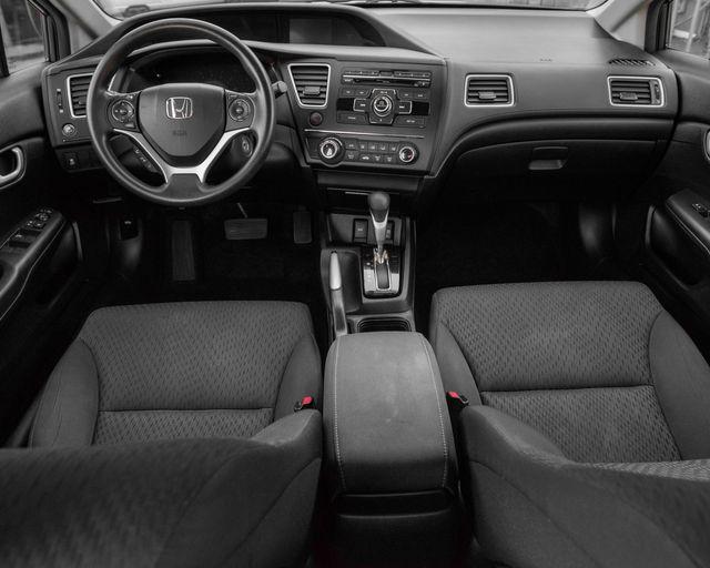 2014 Honda Civic LX Burbank, CA 13