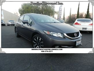 2014 Honda Civic EX-L/ w-NAV in Campbell, CA 95008