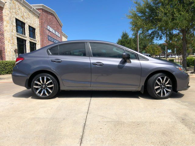 2014 Honda Civic EX-L ONE OWNER in Carrollton, TX 75006
