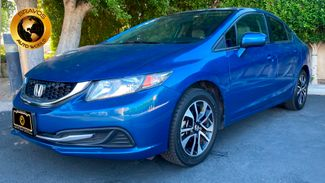 2014 Honda Civic in cathedral city, California