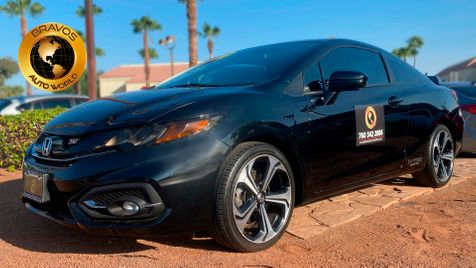 2014 Honda Civic Si in cathedral city