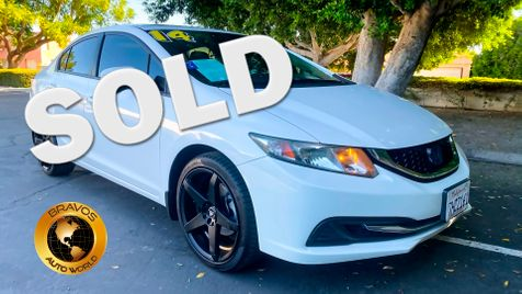 2014 Honda Civic EX in cathedral city