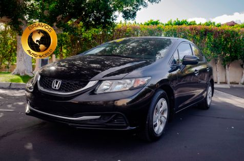2014 Honda Civic LX in cathedral city