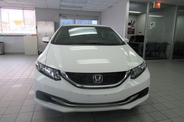 2014 Honda Civic LX W/ BACK UP CAM Chicago, Illinois 1