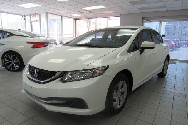 2014 Honda Civic LX W/ BACK UP CAM Chicago, Illinois 2