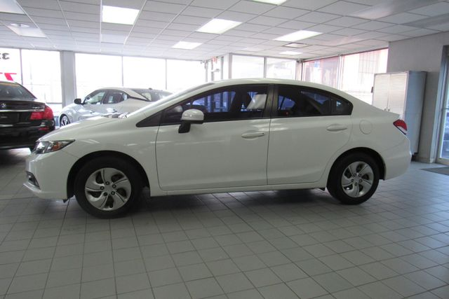 2014 Honda Civic LX W/ BACK UP CAM Chicago, Illinois 3