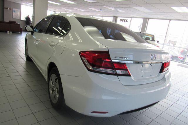 2014 Honda Civic LX W/ BACK UP CAM Chicago, Illinois 4