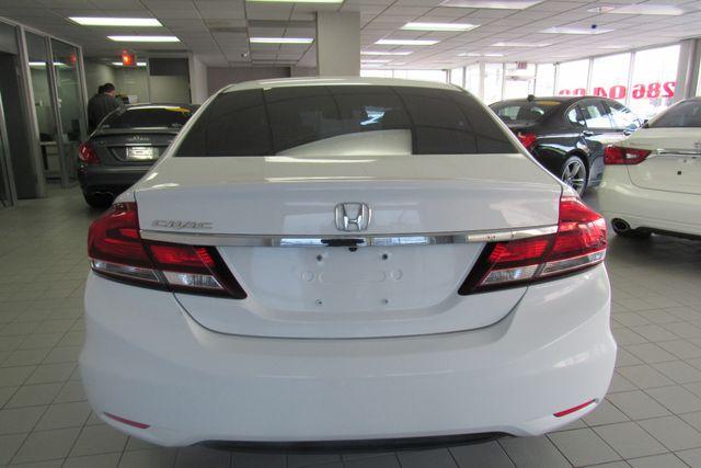 2014 Honda Civic LX W/ BACK UP CAM Chicago, Illinois 5