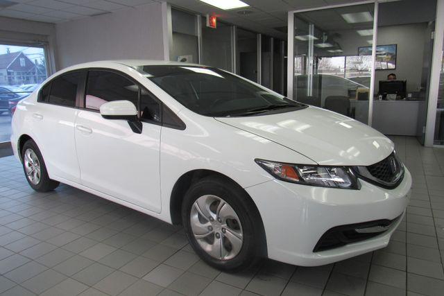 2014 Honda Civic LX W/ BACK UP CAM Chicago, Illinois
