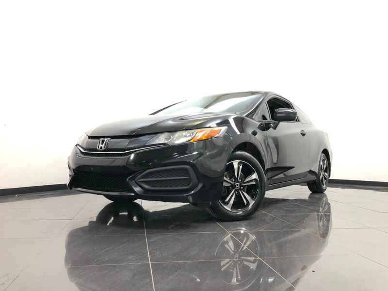 2014 Honda Civic *Drive TODAY & Make PAYMENTS* | The Auto Cave in Dallas