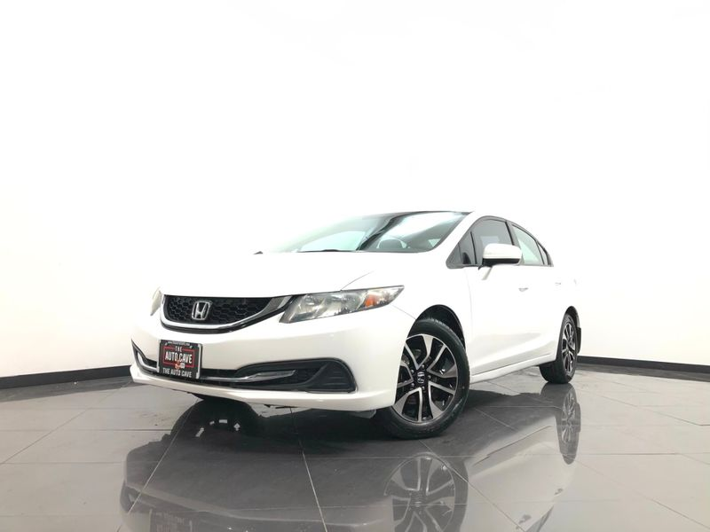 2014 Honda Civic *Easy Payment Options* | The Auto Cave in Dallas