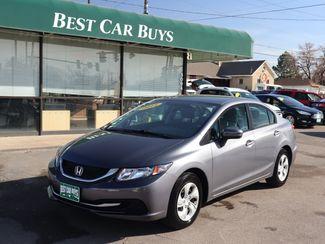2014 Honda Civic LX in Englewood, CO 80113
