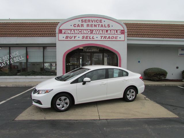 2014 Honda Civic LX *SOLD