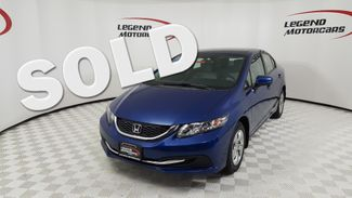 2014 Honda Civic LX in Garland