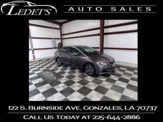 2014 Honda Civic EX - Ledet's Auto Sales Gonzales_state_zip in Gonzales