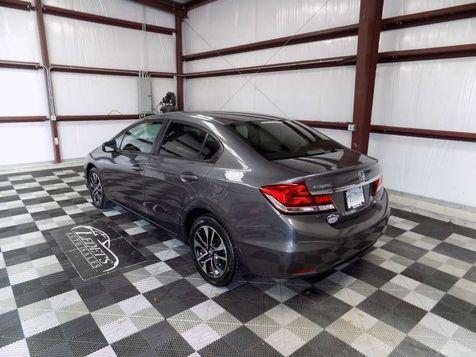 2014 Honda Civic EX - Ledet's Auto Sales Gonzales_state_zip in Gonzales, Louisiana